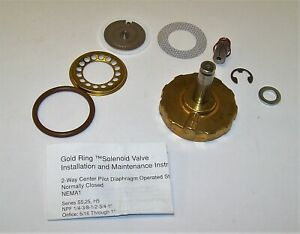 Alliance Valve Repair Kit Steam Parker Part F380985p