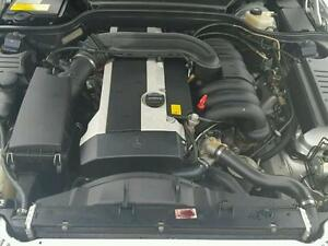 94 95 96 97 Mercedes Sl320 R129 Engine And Transmission Cambo 32k Miles Motor