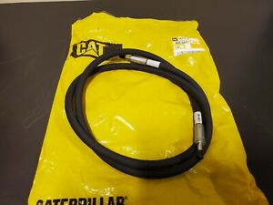 Caterpillar Cat Wheel Loader Front Grease Lubrication Hose Line 366 6977 New