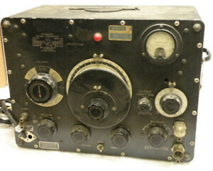 General Radio Standard Signal Generator Type No 1001a 5kc 50mc Test Working
