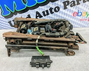 99 04 Jeep Grand Cherokee Wj Driver Power Seat Track No Memory Tested