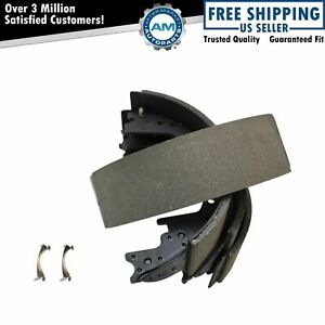 Brake Shoes Rear Set For Dodge B2500 W150 W250 Ford E250 E350 F250 F350