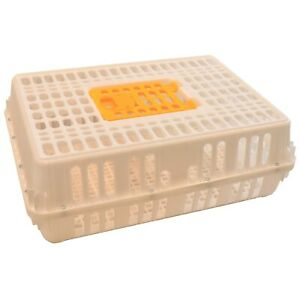 Rite Farm Products 29x21x10 5 Poultry Transport 4h Show Cage Coop Crate Chicken