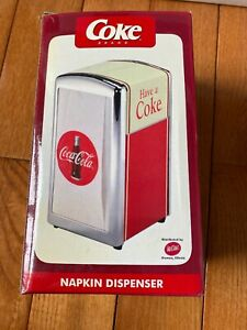 Coca Cola Napkin Dispenser *new*