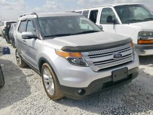 2011 2014 Ford Explorer Console Front Floor Limited W O Select Shift 737347