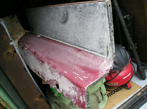 Model A Ford 1930 Running Board Apron Type Sheet Metal Pair