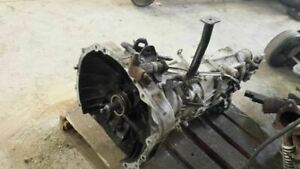 Manual Transmission 2 5l Awd Fits 2007 Outback Legacy 650296