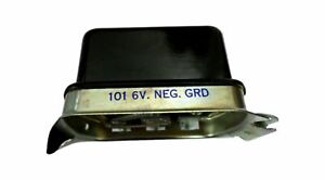 Aea 7101 Voltage Regulator For Gm General Motors American Motors W Generators