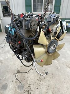 2000 Ford 7 3l Turbo Powerstroke Engine 99 03 F250 F350 F450 F550