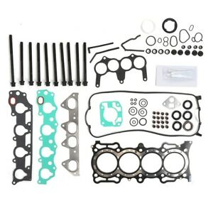 Head Gasket Set For Honda Accord Odyssey Acura Isuzu Vtec 2 3l 1998 2002 F23a1