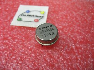 Sanyo Sf1218a Saw Filter Metal Can Used Pull Qty 1