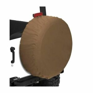 Bestop 61033 37 Tire Cover 33 Inch X 13 Inch Spice New