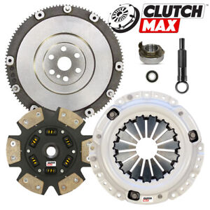 Stage 3 Race Clutch Kit Flywheel For 2001 2003 Mazda Protege Mazdaspeed Turbo
