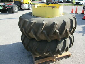 Firestone 16 9 30 Tractor Tires And Rims