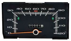 Oer Speedometer 1968 1972 Dodge Plymouth A body Dart Duster Valiant