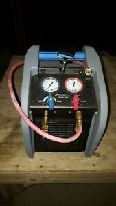 Inficon Vortex Ac Dual Refrigerant Recovery Machine 714 202 g1 10 b3473a