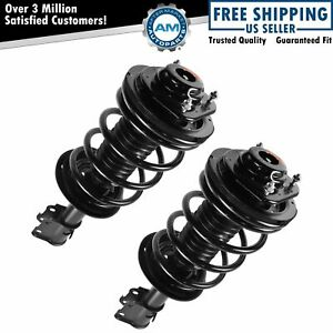 Front Shock Struts Springs Left Right Pair Set New For 00 05 Dodge Neon