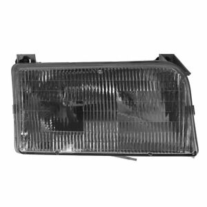 Headlight Rh Right Passenger Side For Ford Bronco Pickup F150 F250 F350 Truck