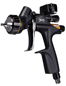 Devilbiss 704520 Dv1 Clearcoat Gun Uncupped Brand New
