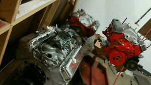 Vintage Chevy Speedshop Blowout Engine Sale Special Or Rare Big