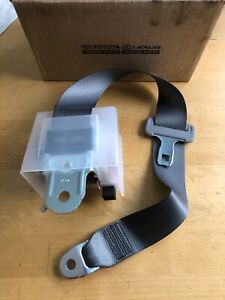 2013 2015 Toyota Camry Outer Rear Seat Belt Assembly 73360 06181 b2