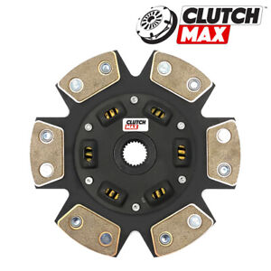 Stage 4 Sprung Clutch Race Disc Disk Plate For 1992 2001 Acura Integra B18