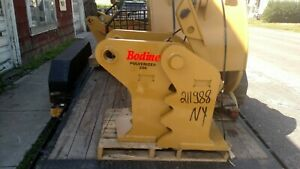 Bodine Concrete Pulverizer Crusher Pc 200 Series Excavator 80 Mm Komatsu Cat 320