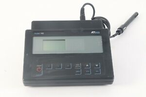 Ati Orion 162 Conductivity Meter W 1x Orion 013005 Cond Cell