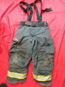 Black Globe Gxtreme 36 X 26 Gear Bunker Pants Turnout Pants Fdny Style Fire