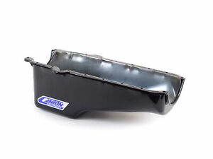 Canton 15 010tblk Oil Pan Small Block Chevy Stock Appearing Crate Engine Pan