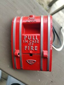 Edwards 270a spo Fire Alarm Pull Station