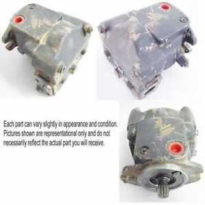 Used Hydraulic Pump Compatible With International 3388 6388 6588 3788 6788 3588