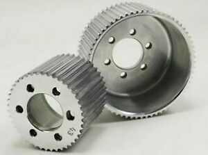 Blower Shop 8053 Billet 53 Tooth 8mm Supercharger Drive Pulley New