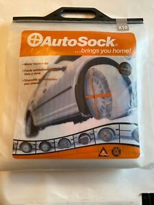 Autosock X10 Winter Traction Non chains Car