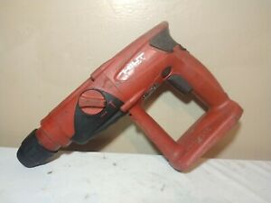 Hilti Te 2 a Hammer Drill 24 Volt Cordless Only Tool