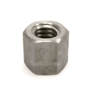 Tr30x6 lh Hexagonal Steel Trapezoidal Nut 30mm Spindle 6mm Pitch Left Handed
