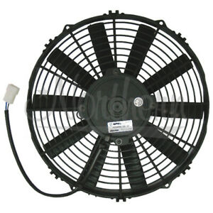 Bm346955 Electric Fan Performance Series 12 Inch Spal Pusher
