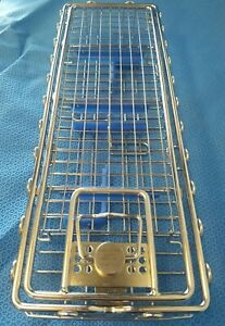 Karl Storz Endoskope 39501a2 Metal Wire Tray For Sterilization