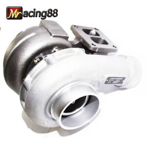 Emusa Turbocharger Complete Assembly Hx50 E9871bs X25q11 For 95 02 Cummins Bomag