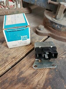Nos 1978 1981 Camaro Air Conditioner Fan Blower Relay New Gm 463468 Other Models
