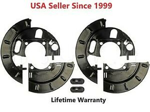 Dorman 924 222 Brake Backing Plate Rear Split Quick Fix For Chevy Gmc Cadillac