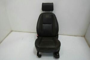 12 14 Cadillac Escalade Driver Front Seat Bucket Seat Opt An3 Electric Leather
