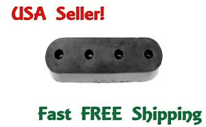 New Exhaust System Insulator Rwd 121 5 Wb Walker 35296 Us Seller Fast Shipping