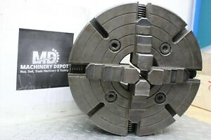 Self centering Lathe Chuck 4 Jaw 12 Inch For Milling