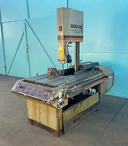 Marvel 18 X 22 Vertical Band Saw Series 8 Mark Ii