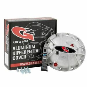 G2 Axle 40 2021al Differential Cover For Gm 8 5 8 6 In Aluminum New