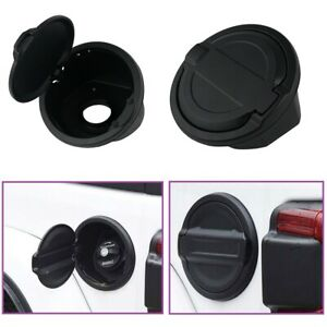 1x For Jeep Wrangler Jl 2018 2020 Oil Gas Tank Cap Fuel Filler Cover Accessories