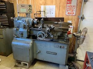 Monarch 10ee Manufacturing Lathe 12 5 Swing 20 Between Centers