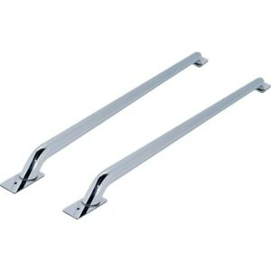 Dz99601 Dee Zee Set Of 2 Bed Rails New For Chevy Ram Truck Dodge 1500 2500 Pair