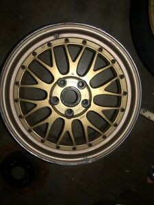 Bbs Lm 2 Piece Wheel 17x8 Et40 5x114 3 Lm074